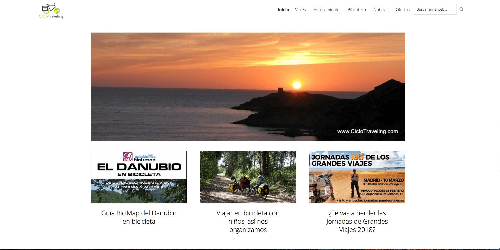 CicloTraveling.com